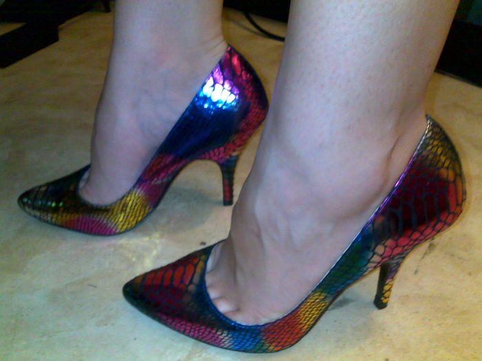 mes chaussures préféré