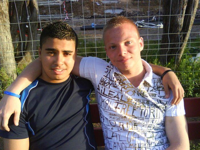 Greg et Moi