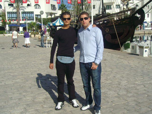 moi et brahimm en monde tunisie