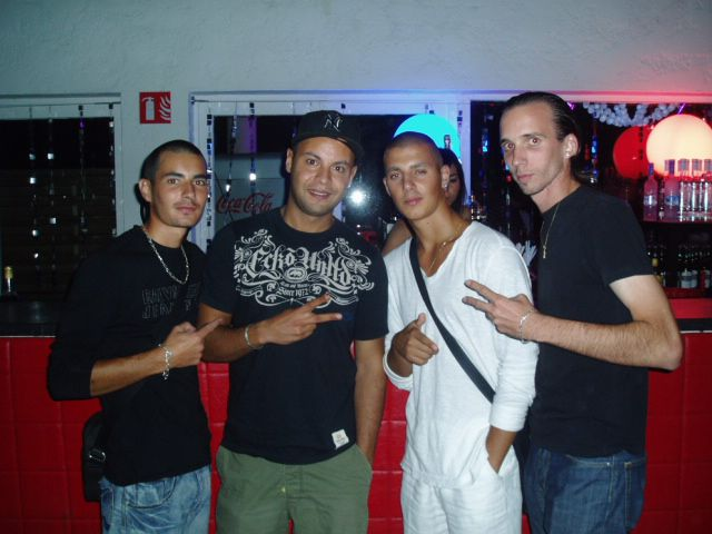 Manik, El Matador, Rital Thugg et Lacrymo Apuro