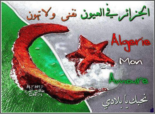 On vie et on meurt sur elle .... 1 2 3 viva L`Algerie