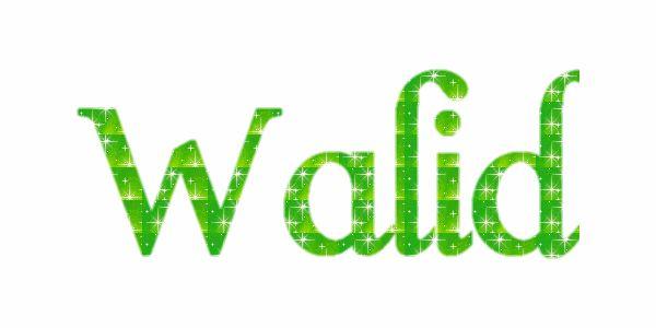 mon nom WALID