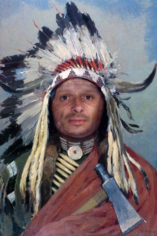 moi en chef indien !! lol