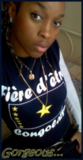 Congo Girl Toleka !!!
