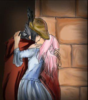 La pièce de (ont va dire)  Roméo et Juliette!!