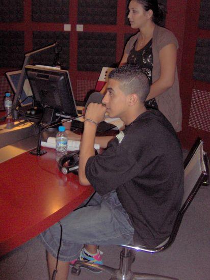 m-boy sur radio aswat