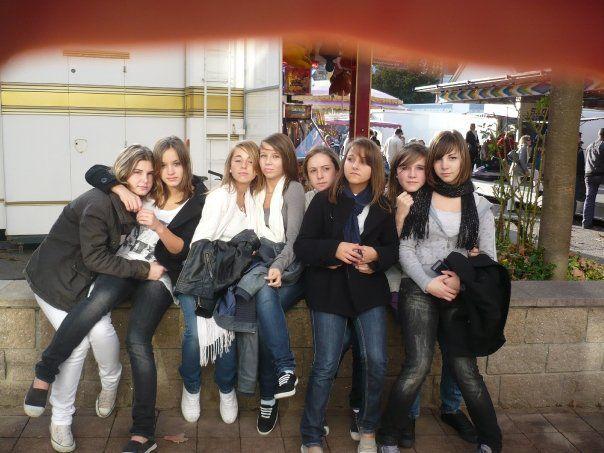 Les filles =)