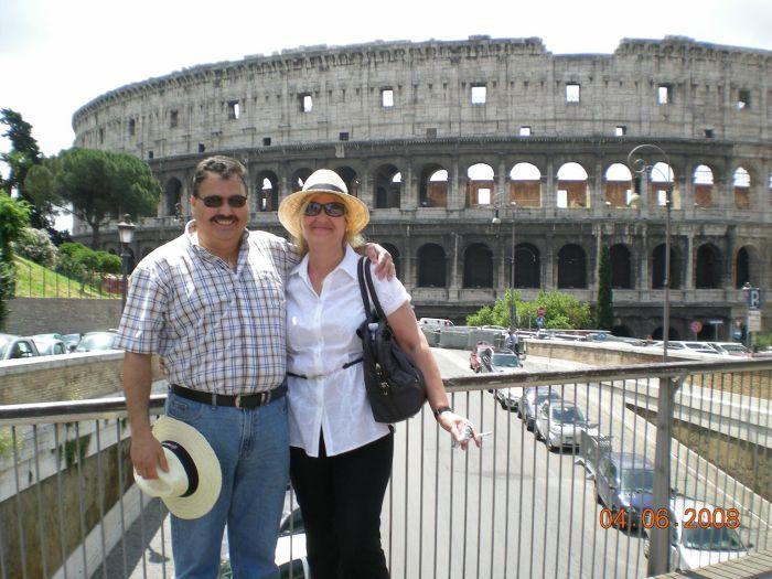 Roma la ciudad del amor