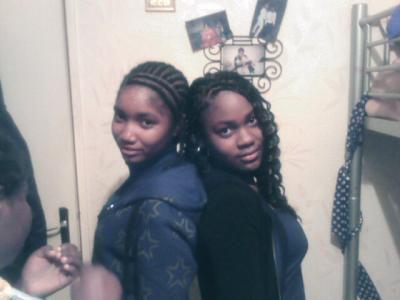 Bbey Diior et Shana