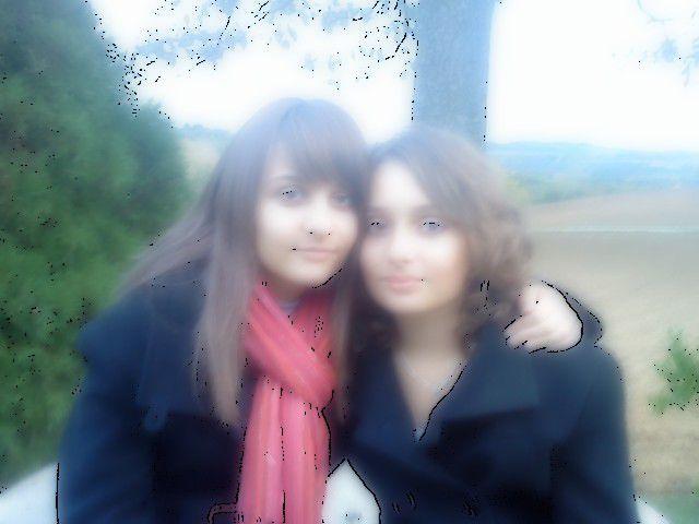 Mwa et ma soeur =P
