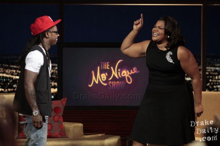Lil wayne & Mo'Nique
