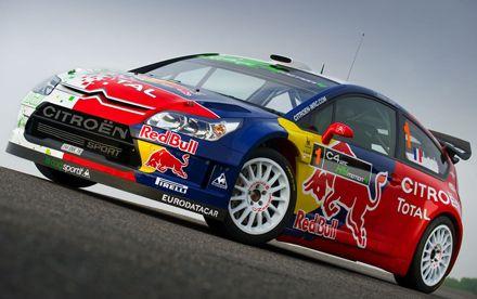 C4 de Sébastien Loeb