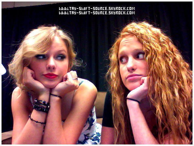 Photo personnelle de Taylor