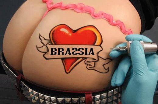 tatoo brassia XD