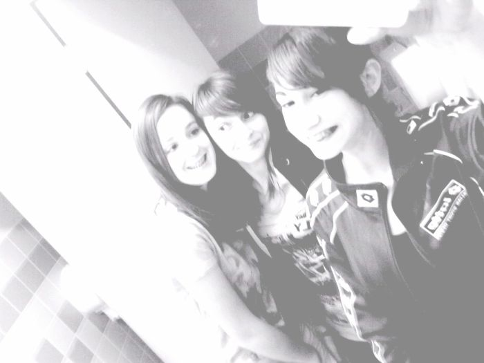 Cassy, Fanny et moi ;) ♥
