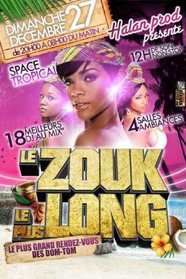 LE ZOUK LE PLUS LONG 12