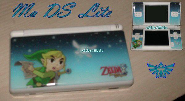 Ma DS Zelda  ^^
