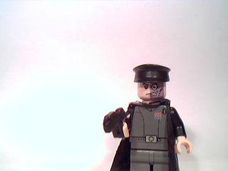 Le Colonel Lars Went le grand méchant dans Inglorious Rebels