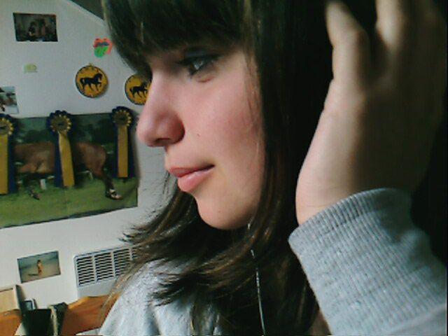 Ma face. (Qui date.)