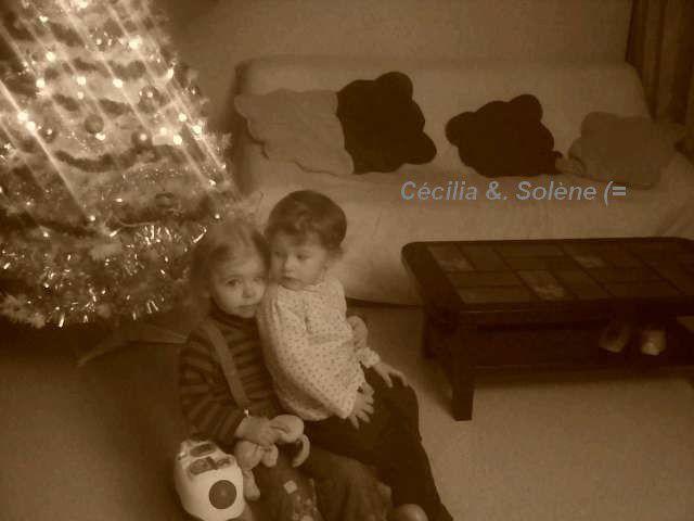 Cécilia &. Solène (L)
