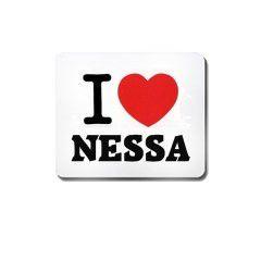 I LOVE NESSA