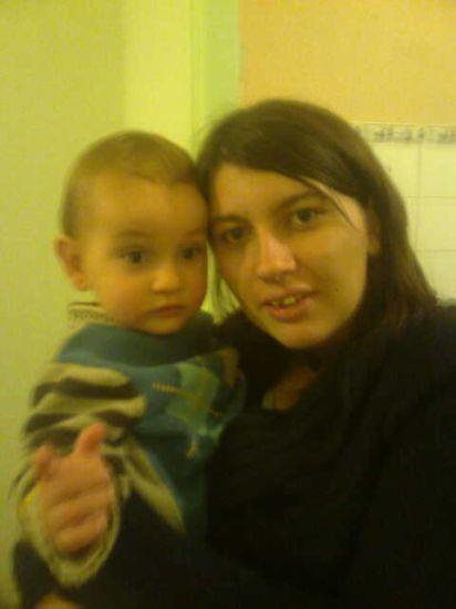 moi et mm bebe
