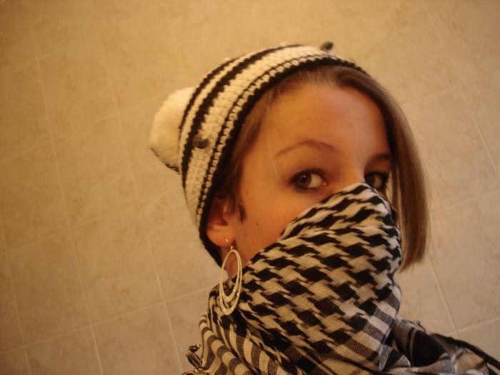 moi en mode hiver!<3