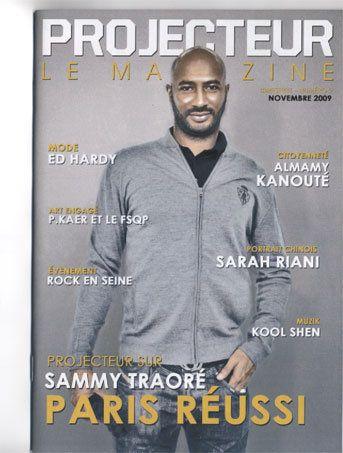 """"""" Projecteur """" le magazine"""