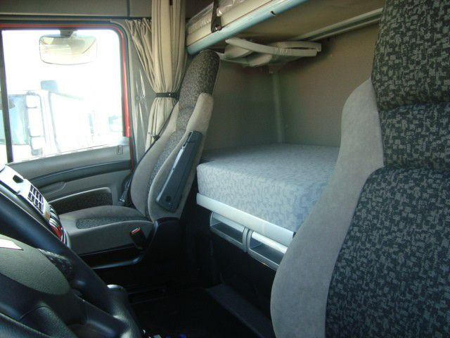 interieur daf xf 105 space cab chris33225 skyrock