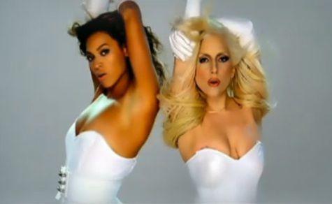 beyoncé & lady Gaga