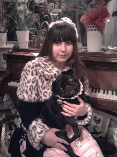 Moi et Chanelle <3