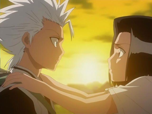 Hitsugaya &&' Karin