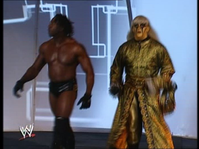 Goldust & Booker T
