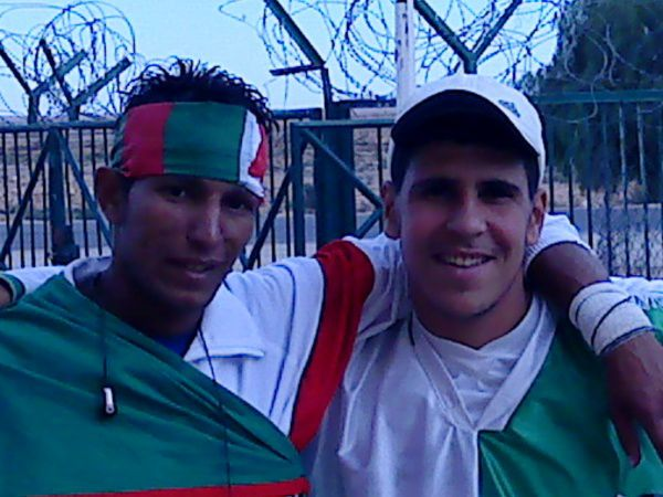 Habib avec Sufian
