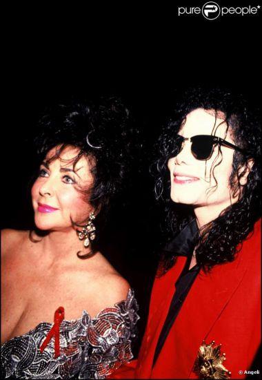 MJ et élizabet
