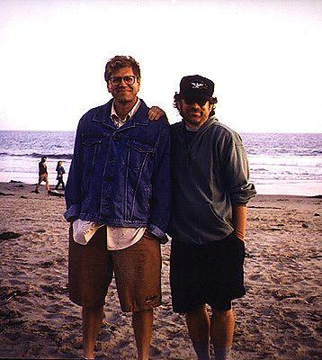 Robert Zemeckis et Steven Spielberg