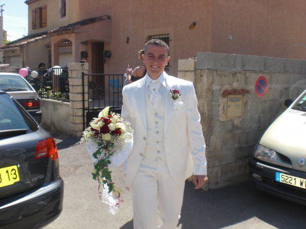 Mon zink le jours de son mariage !! :$