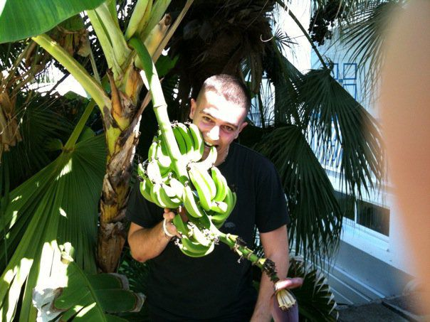 Mon zink jcroi kil aime vraiment les banane Mdr ^^ !!
