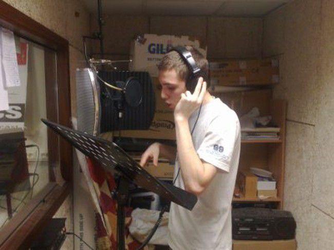 Ai2s-k au studio a Joué Les Tours