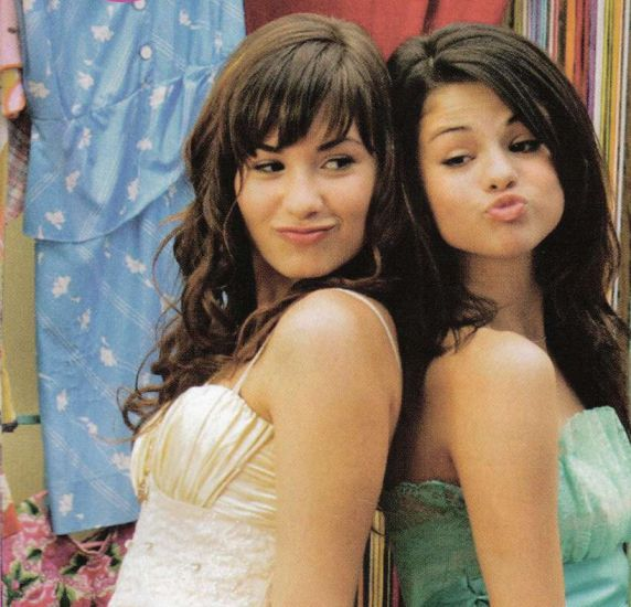 Selly et Demi.
