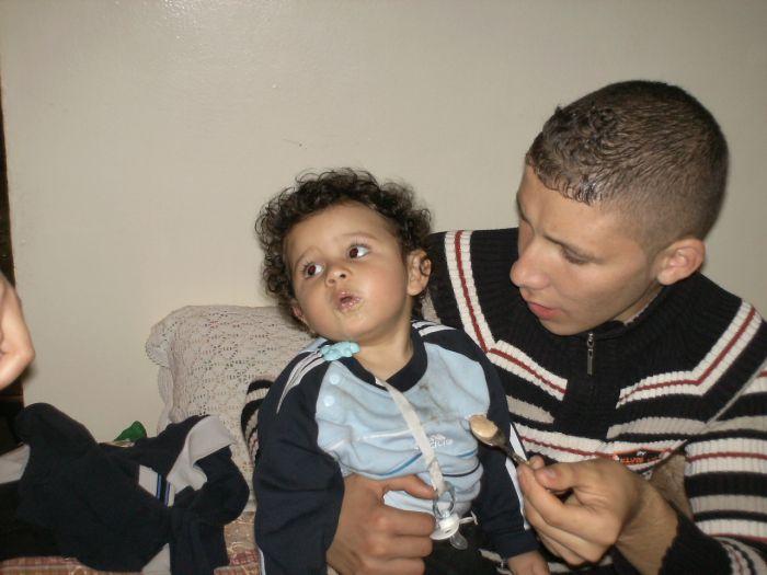 moi et mon couzin khalile