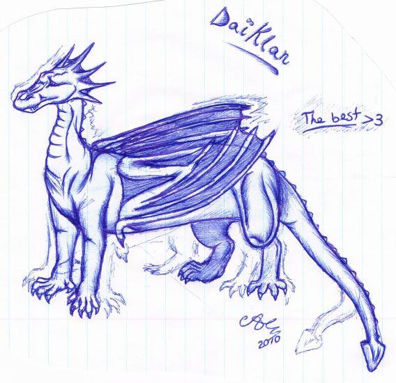 Daiklan en dessin :)