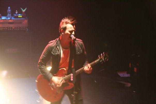 Nick Gagnon - Chanteur / Guitariste : 21 ans
