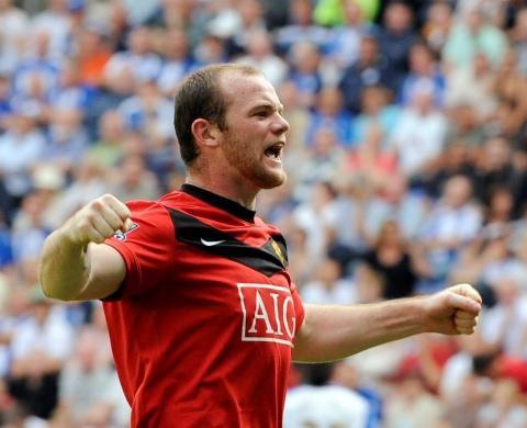 Wayne Rooney ♥