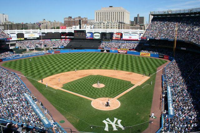 Yankee Stadium ♥