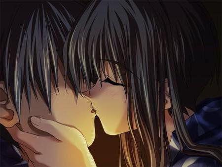 je t'aimait ='(