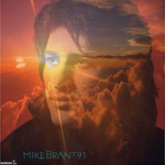 mike brant au coucher du soleil