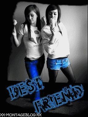 Best Friends for ever Vs + Moi = Pr tj encré ds mn coeur !!