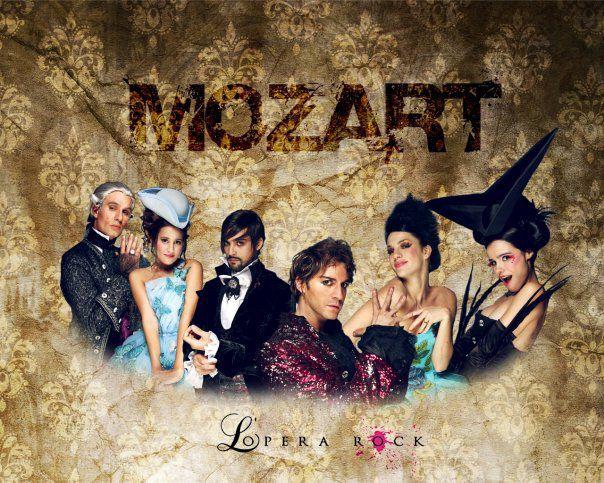 Mozart Plus Que tout au monde <3   ; Mikelangelo Loconte <3