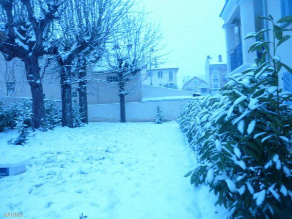 ●๋• ifrane a l'hiver  ●๋&#8226